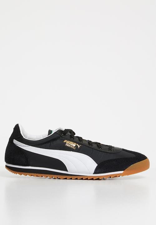 7388463ed59 Tahara OG - 366678 02 - BLACK WHITE PUMA Sneakers