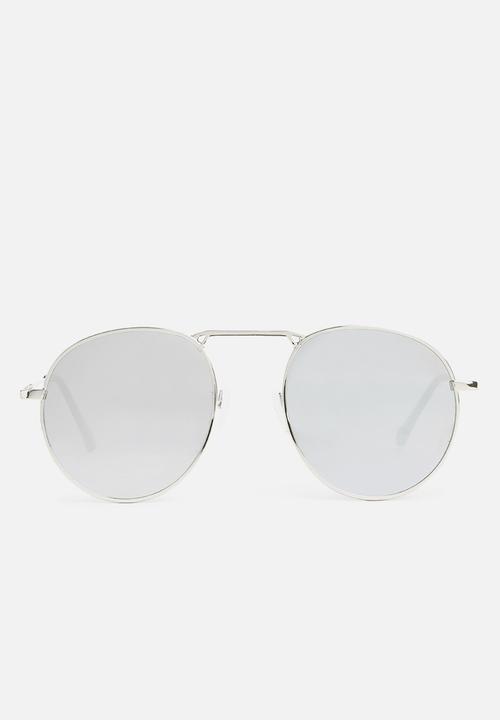 8b38be95204 Cruz metallic sunglasses - silver Superbalist Eyewear