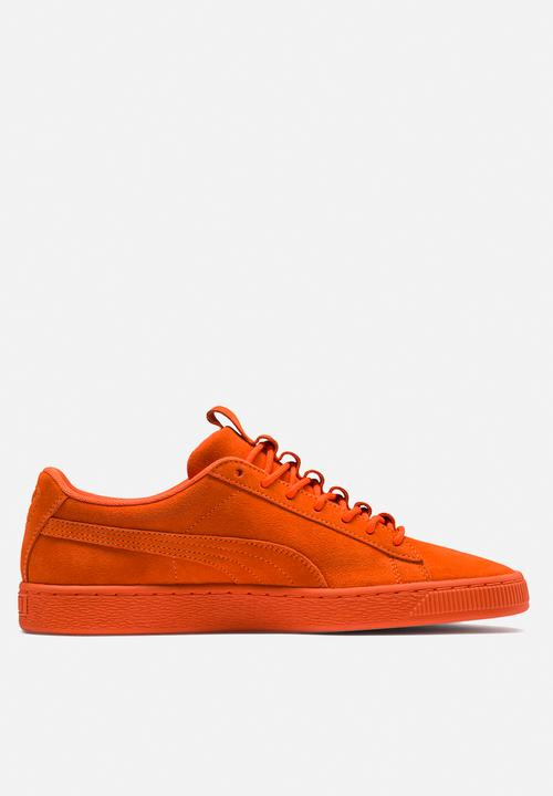 afc53222bc22 Puma Suede x ANR - 366534 01 - Scarlet Ibis PUMA Select Sneakers ...