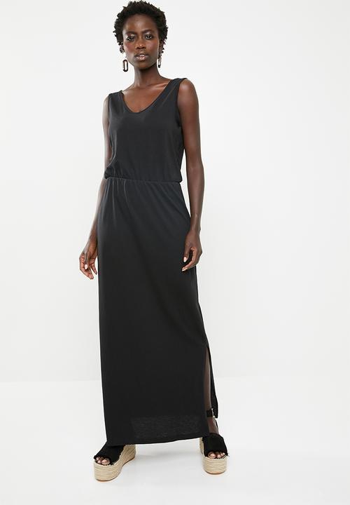 ad0d734d70645 Rebecca Maxi Dress Black Vero Moda Casual | Superbalist.com