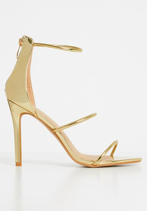 50d0527e8a Kem barely there stiletto gold superbalist heels jpg 500x720 There stiletto
