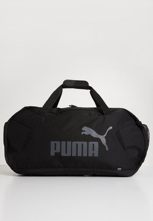 1e8e4f340a Duffle Bag Puma - Black PUMA Bags   Wallets