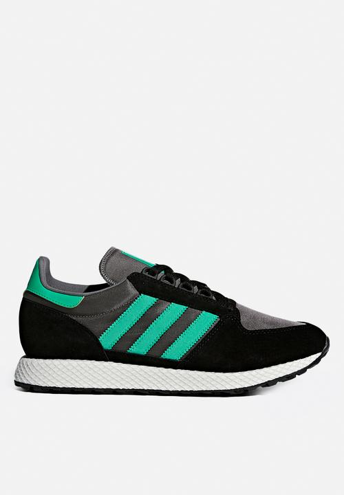 50f20745a929 adidas Originals Oregon - B38001 - core black Hi Res Green  Grey ...