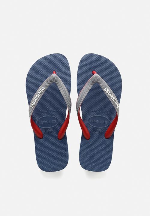44f0c6180 Top mix - indigo blue Havaianas Sandals   Flip Flops
