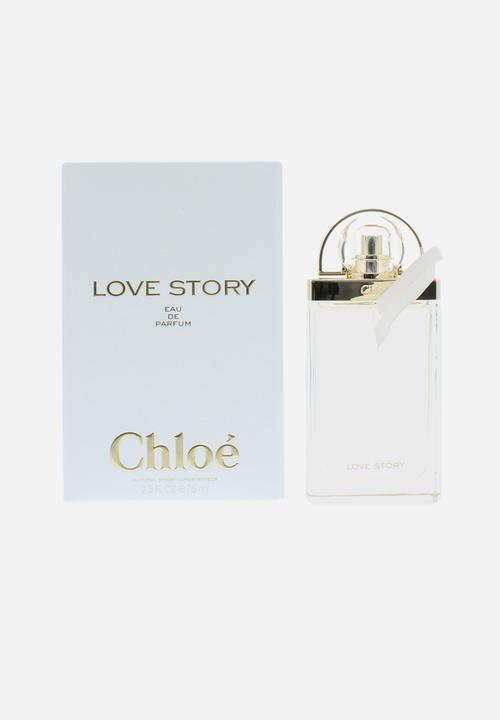 Chloe Love Story Edp   75ml (Parallel Import) by Chloe