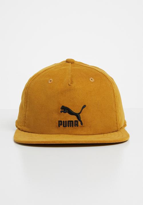 6f58139c274 Archive downtown fb cap buckthorn - brown PUMA Headwear ...