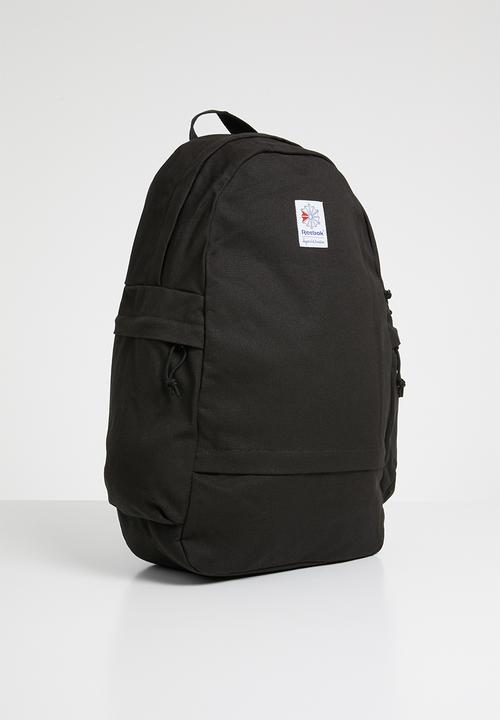 Reebok Classic - Classic foundation jwf backpack - black