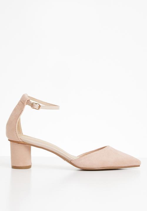 dc195a13868 Talia pointed toe heel - pink Superbalist Heels