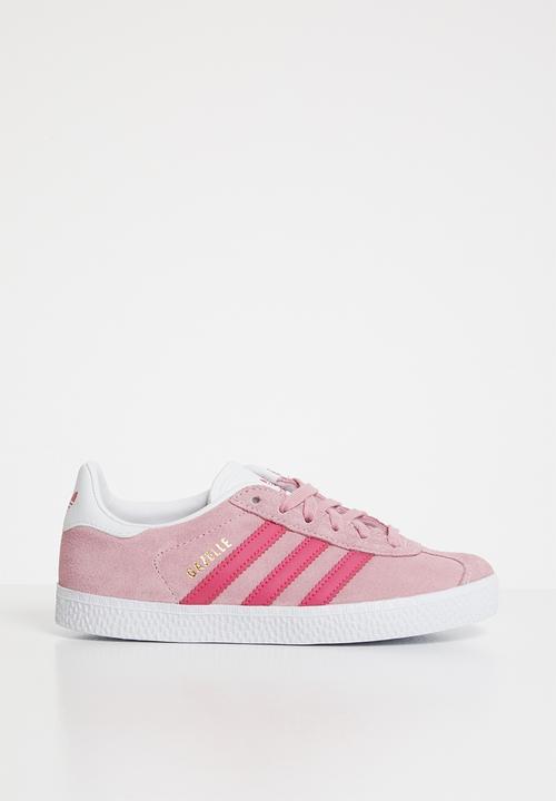 size 40 fbd75 131a6 adidas Originals - Kids gazelle - pink
