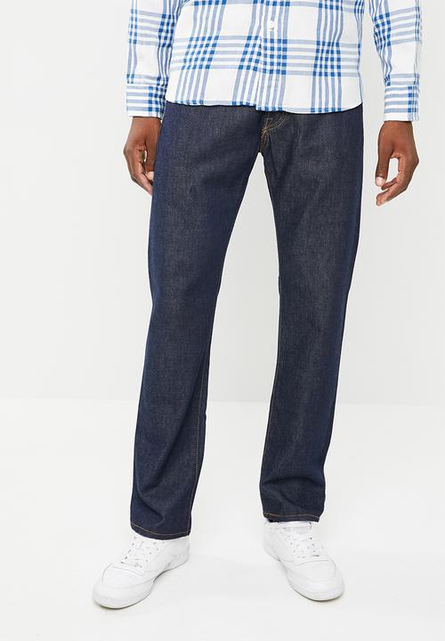 e587a1365c1 501 Levis original fit selvedge new chapter jeans - blue Levi s ...
