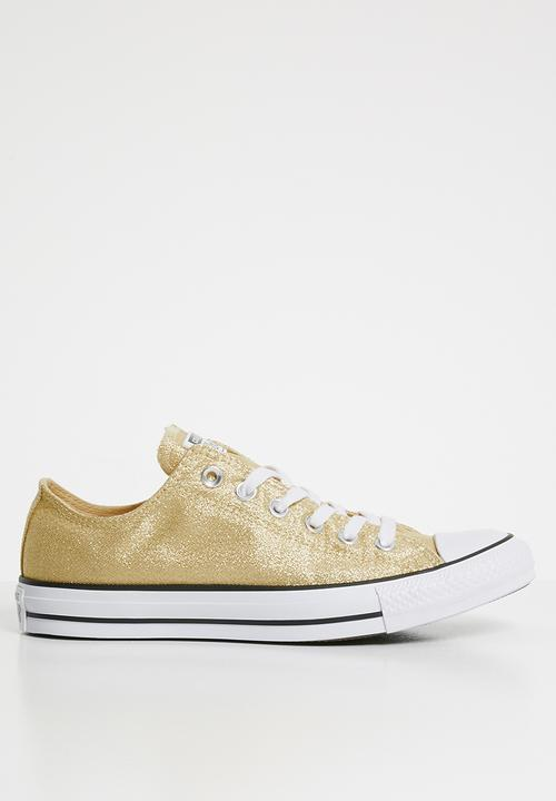 be117302e244 Chuck Taylor All Star Sneakers Gold. Converse Sneakers