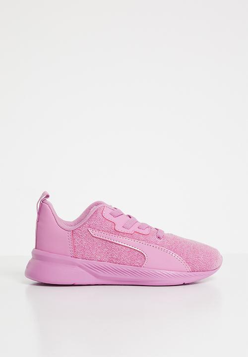 178ba33314b Tishatsu Runner Knit AC Infants - pink PUMA Shoes