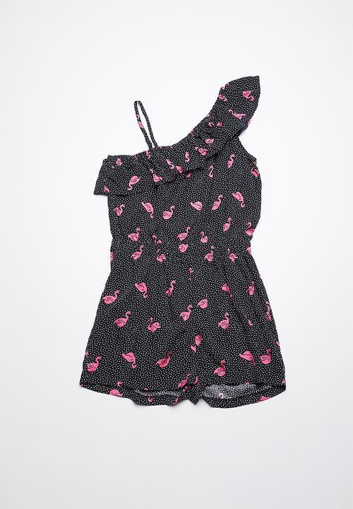 77ce85f95ad Flamingo playsuit - multi Rebel Republic Dresses   Skirts ...