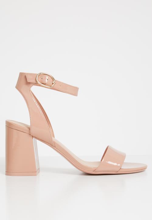 404d7313714e Kederini ankle strap block heel sandal - pink ALDO Heels ...