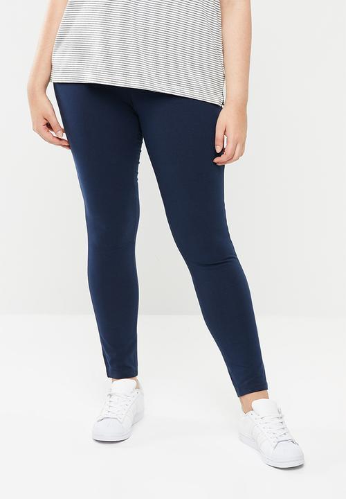 4c30423a45c4 Basic Work Out Leggings - Dark Blue Lithe Bottoms | Superbalist.com