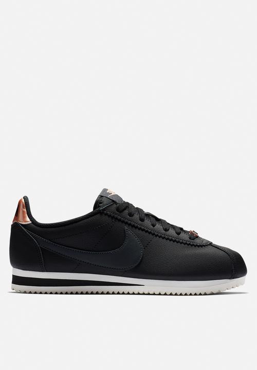 finest selection 387bd 8dc3d Nike - Classic cortez leather - black anthracite   mtlc red bronze phantom
