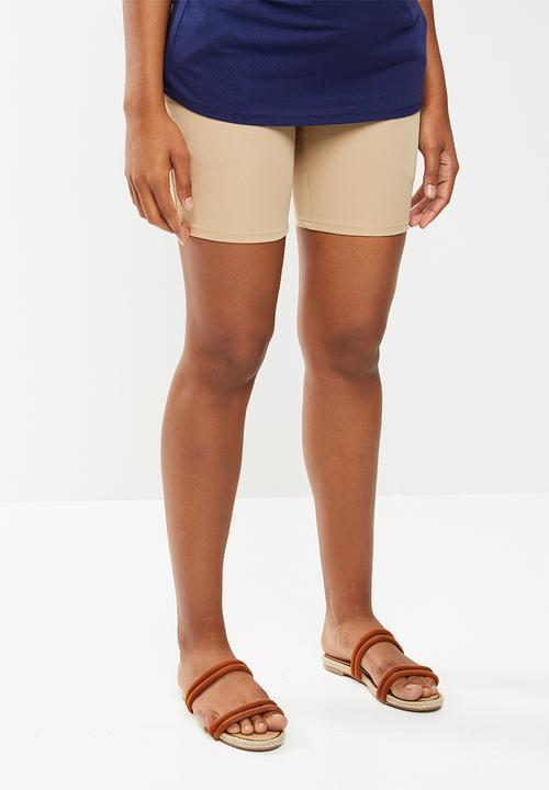 d9be4517128bf Chino maternity shorts - neutral edit Maternity Bottoms ...