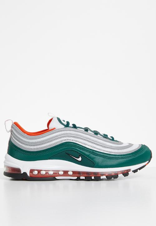 official photos a416d f2049 Nike - Air max 97 - rainforest   white   team orange