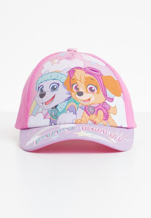 sports shoes 4b41e 5474f Character Fashion - Paw patrol peak cap - pink