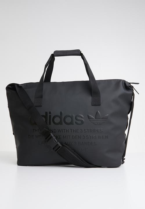 c40bddfd5 NMD duffle bag - black adidas Originals Bags   Wallets