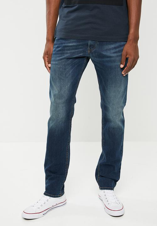 aa0b2037294 Thommer slim fit skinny jeans - dark blue Diesel Jeans | Superbalist.com