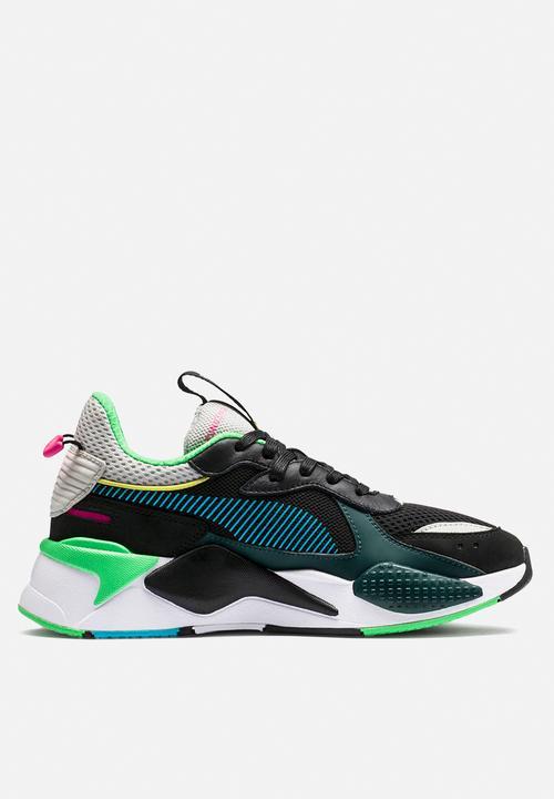 6b3385c43923 RS-X TOYS - 36944901 - Puma Black-Blue Atoll PUMA Sneakers ...