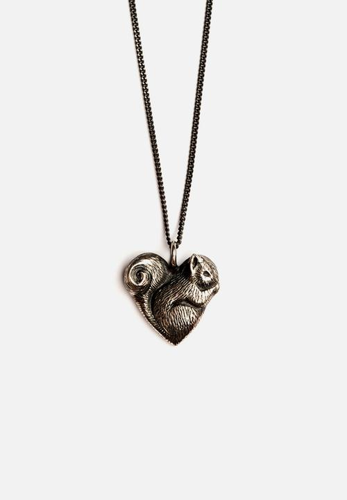 Squirrel pendant silver folkloriikka jewellery superbalist aloadofball Image collections