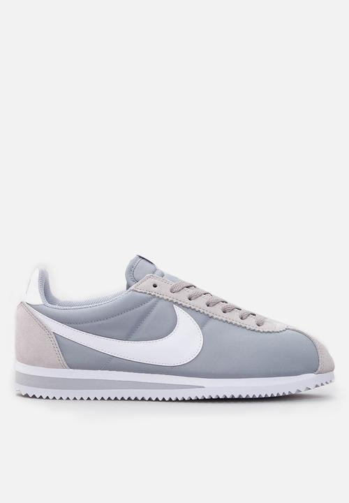 separation shoes 2d9b0 876e1 Classic Cortez Nylon - wolf grey/white
