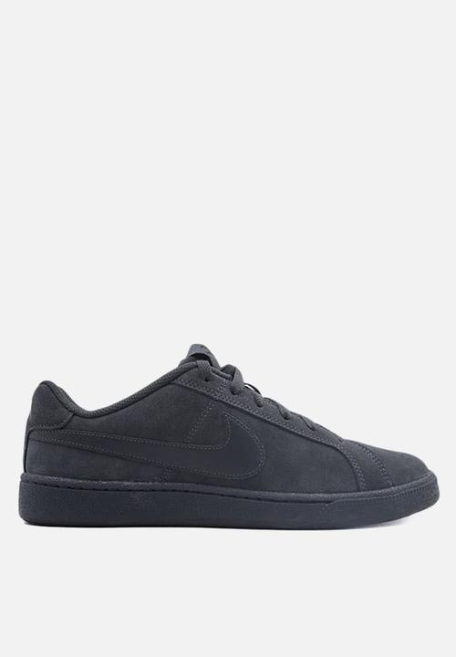 free shipping 32991 83b3d Nike - Court Royale - anthracite anthracite black