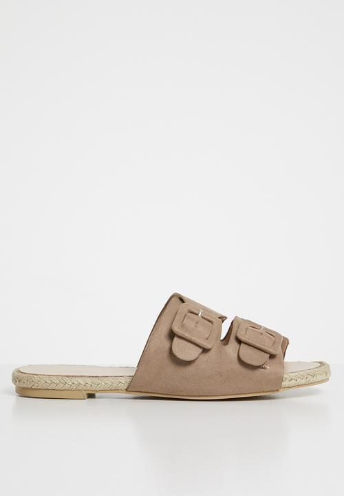 3480e1137252 Sienna espadrille sandal - taupe Superbalist Sandals   Flip Flops ...