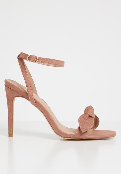 4f8a541f0c3 Shandy - pink New Look Heels