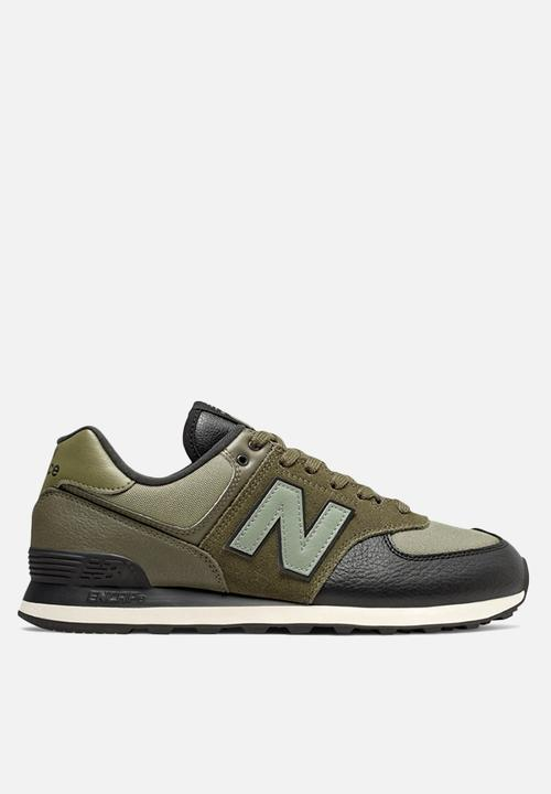 best website 6a2c0 9d36f New Balance - 574 Classic - Outdoor - green