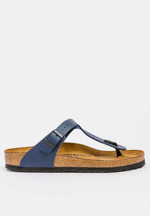 b416a76614b1 Gizeh wider fit - blue Birkenstock Sandals   Flip Flops ...
