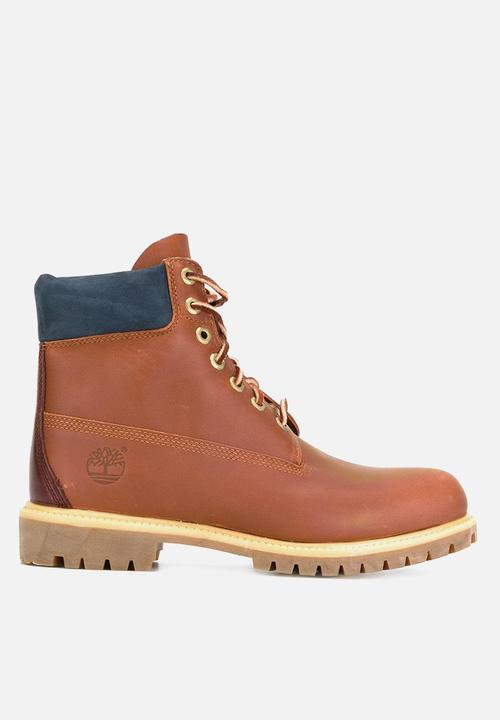 6f3c0fcd19c 6 inch premium boot - brown nubuck Timberland Boots