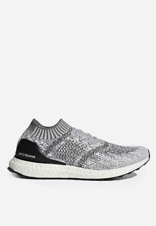 ff25588c8ae0d adidas Performance - UltraBOOST Uncaged - White   Grey Heather
