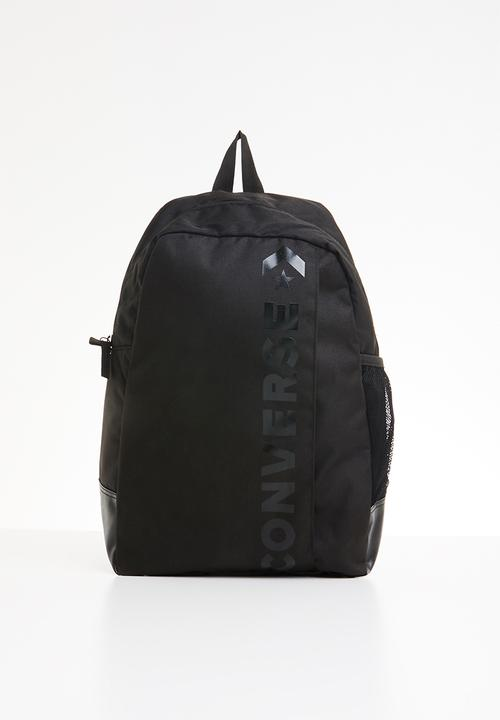 Converse - Speed 2 Backpack - black
