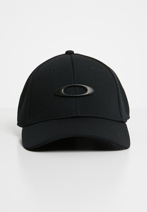 51ca42cab6 Tincan cap-carbon fibre - black Oakley Headwear