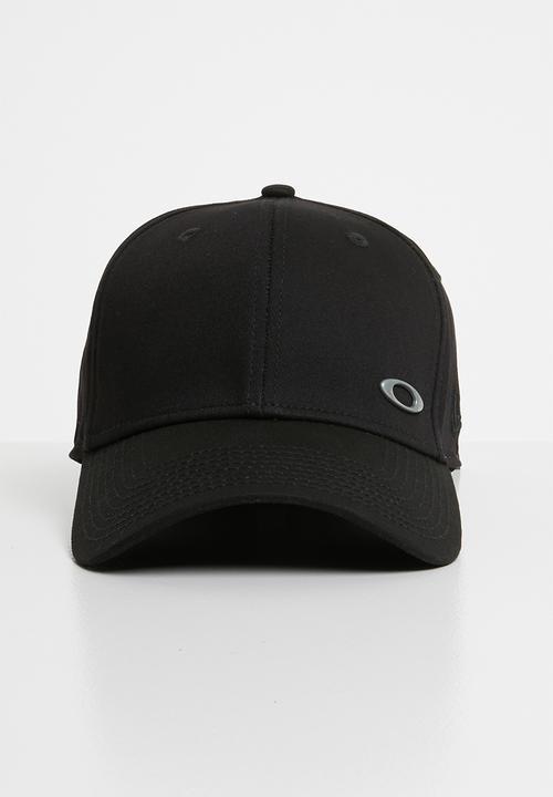 Tinfoil cap - black Oakley Headwear  7e6124422a97