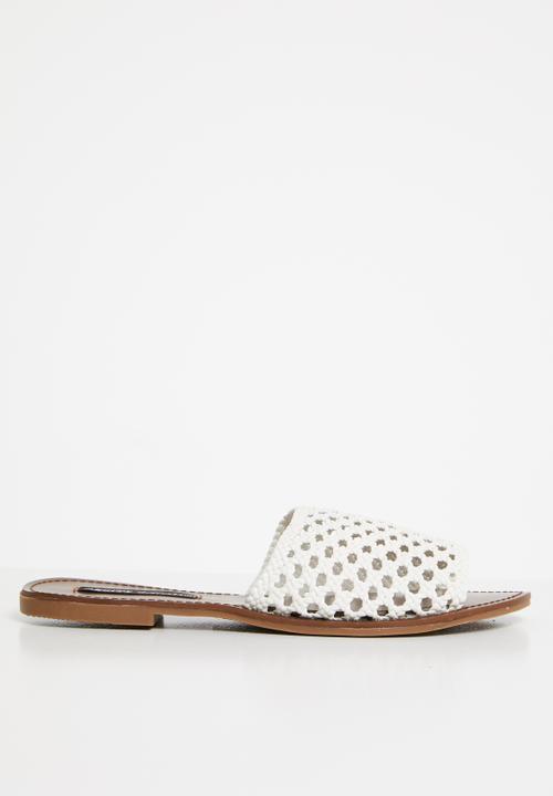 cd7b2b708 Caralina woven sandal - white Cherry Collection Sandals   Flip Flops ...