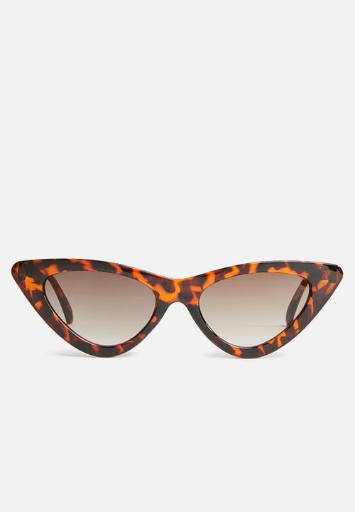 f5741a16d5 Kids girls cats eye sunglasses - brown Superbalist Accessories ...
