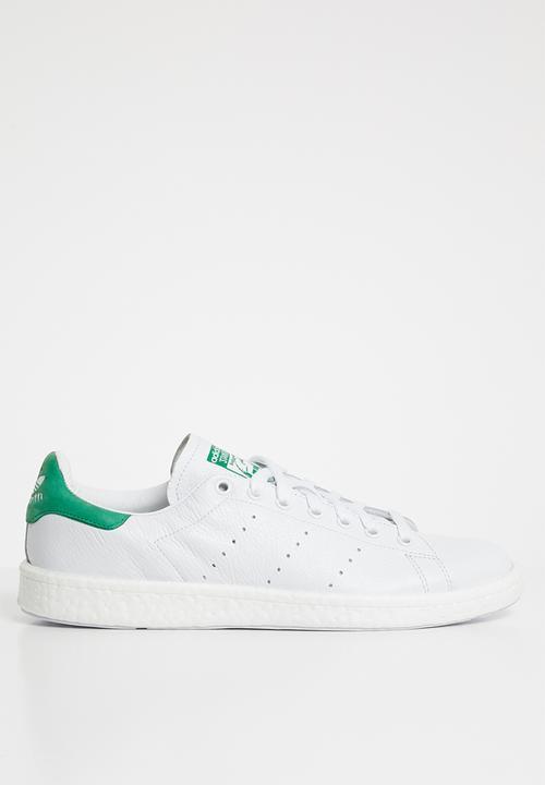 meet 7fc70 6380f adidas Originals - Stan smith - white   green