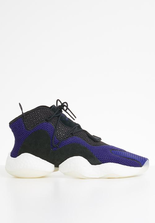 newest 21dd8 fde94 adidas Originals - Crazy byw lvl i- real purple  core black  ftwr white