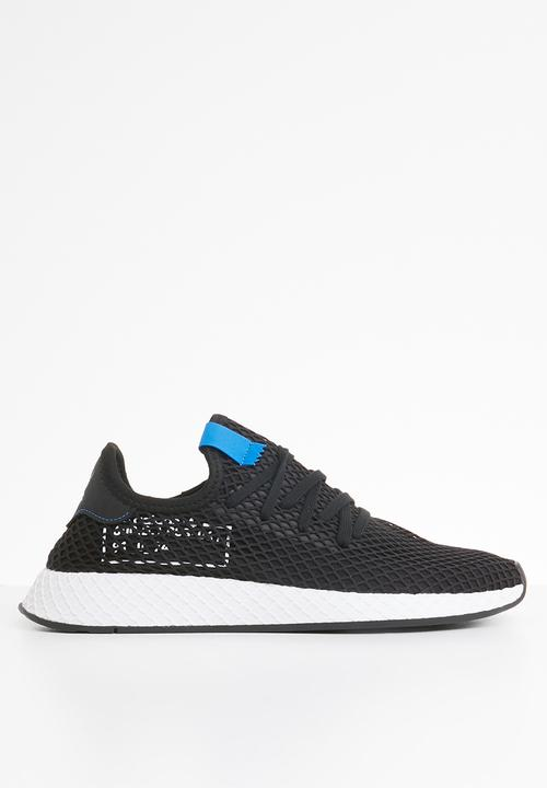 new product fd8ac 027bc adidas Originals - Deerupt runner - core black bluebird