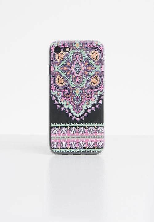 new concept ed2ad 6e1c2 Mandala phone case - purple
