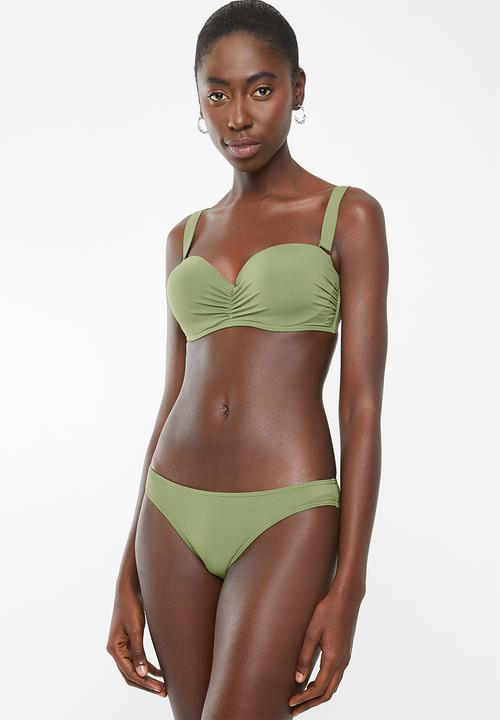 Sol searcher lowrider bikini bottom - green Billabong Bikinis ... 7243bb48b