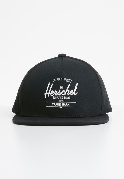 44372f9c5 Whaler cap - black