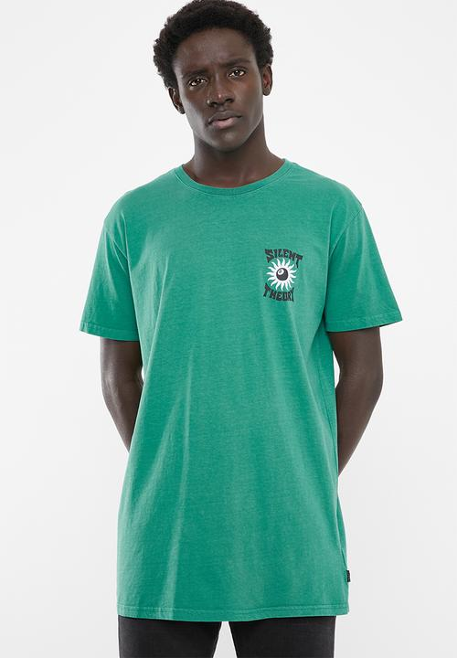 b8ae2e03d Reply hazy tee - Turquoise green Silent Theory T-Shirts & Vests ...
