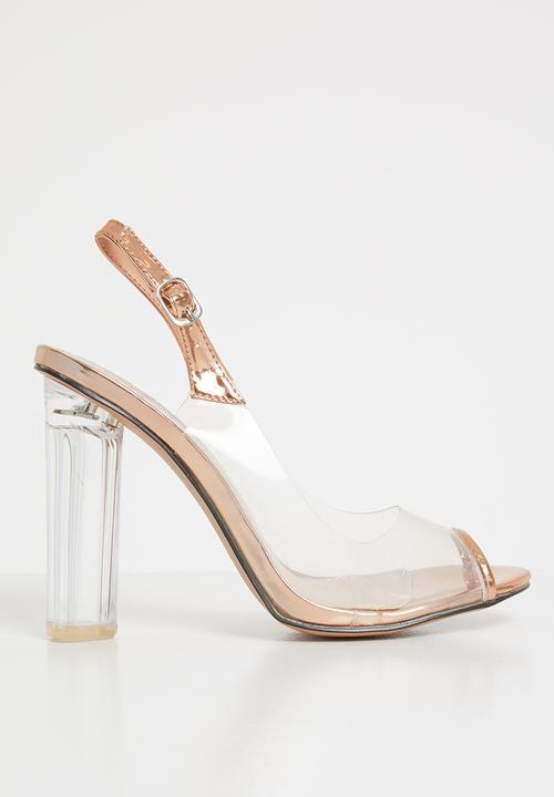 a9b31068408 Yves slingback heels - rose gold Dolce Vita Heels