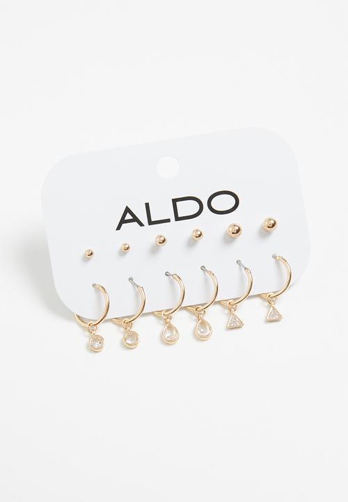 e33ebf82e Aericia earrings - gold ALDO Jewellery   Superbalist.com