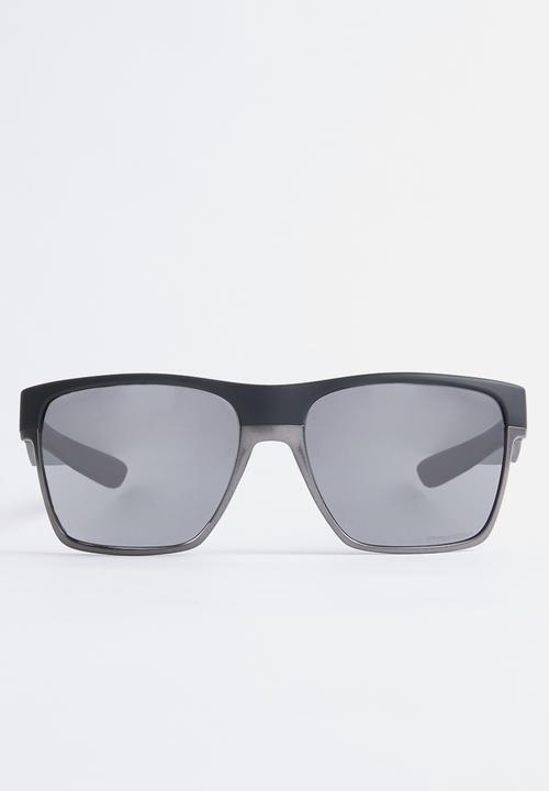 58b1f0d9d3d Two face sunglasses - grey   black Oakley Eyewear